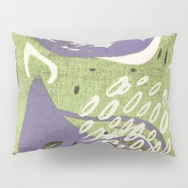 Abstract Lives II Pillow Sham