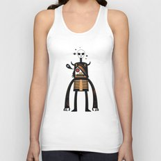 Moon catcher brothers  Unisex Tank Top