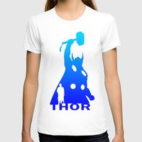 thor T-shirts featuring Thor by Sport_Designs