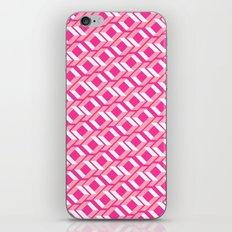 Pink Pattern iPhone Skin