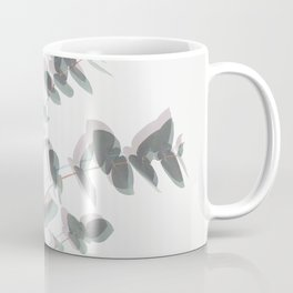 Eucalyptus Shadows Coffee Mug