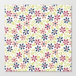 Matisse Floral Canvas Print
