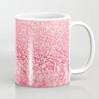 coral Mugs featuring CORAL by Monika Strigel