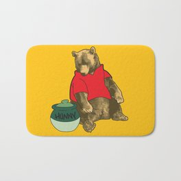 Pooh! Bath Mat