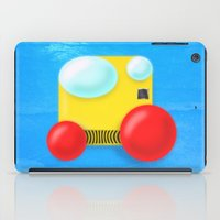 submarine iPad Cases featuring Submarine by Bryan Keir