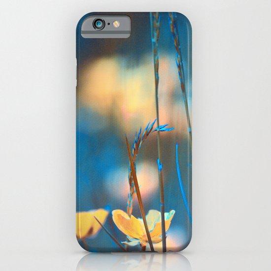 Blue dusk. iPhone & iPod Case