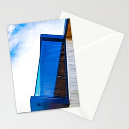 C3 Bank Building Stationery Cards