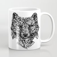 hunter x hunter Mugs featuring Hunter by René Campbell