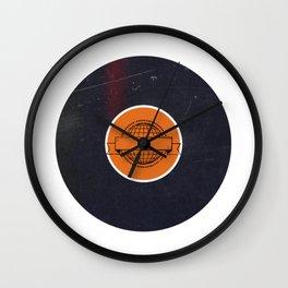 Vinyl Record Art & Design | World Post Wall Clock