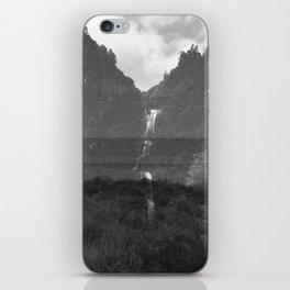 Kitekite Falls iPhone Skin