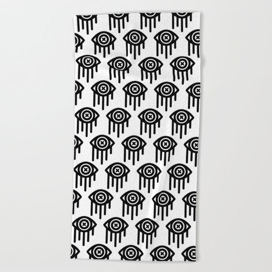 WEEPING Beach Towel