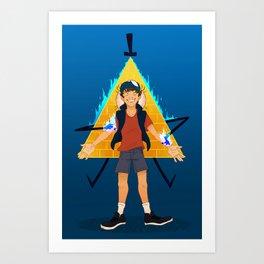 Bipper Art Print