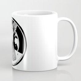 "Inktober, Day 7 ""Exhausted"" #inktober #inktober2018 Coffee Mug"