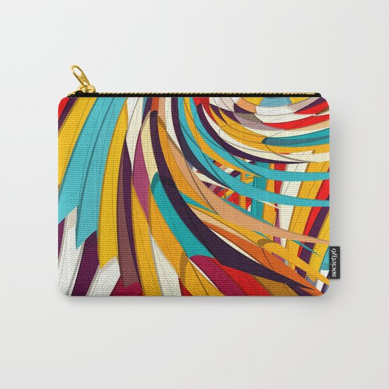 Be My World Carry-All Pouch
