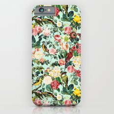 Floral and Birds III iPhone 6s Slim Case