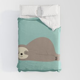 Do Nothing Duvet Cover
