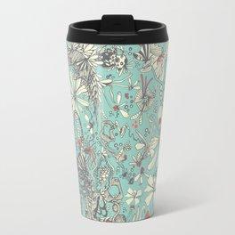 Deep Sea Green Travel Mug