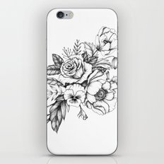 Bouquet I iPhone & iPod Skin