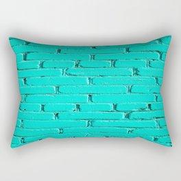 mint wall Rectangular Pillow