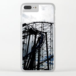 Pepsi Ride Clear iPhone Case