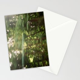 Moving Trees  Stationery Cards