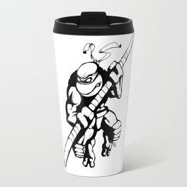 TMNT Donatello Ninja Turtle Travel Mug