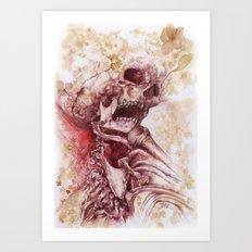 Five Years Art Print