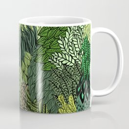 Leaf Cluster Coffee Mug