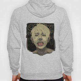 Cut on the Dotted Line Hoody