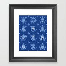 DaMasks Framed Art Print