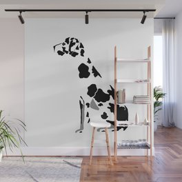 Hamlet the Great Dane Wall Mural