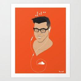 #30DayChallenge: Day 3 Art Print