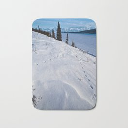 Wonder Lake, Denali National Park Bath Mat