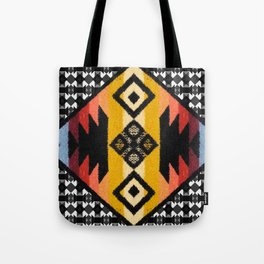 Boho Mapuche Tote Bag