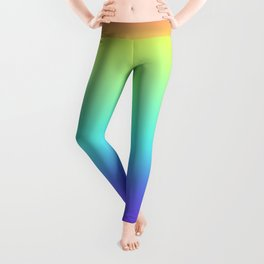 Color Gradient  Leggings