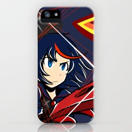 Ryuko iPhone Case