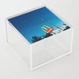 FOR THE BIRDS Acrylic Box