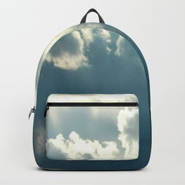 Streaks In The Clouds Backpack