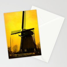 Dutch Windmill Stationery Cards