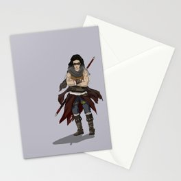 Yasha of the Mighty Nein Stationery Cards