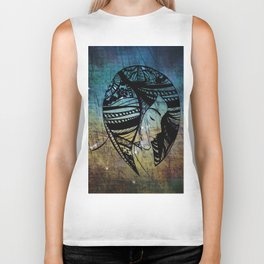 Bring Peace to My Mind Biker Tank