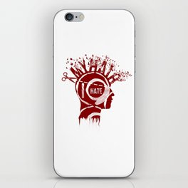 De Hater iPhone Skin