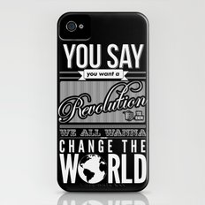 Revolution.  Slim Case iPhone (4, 4s)