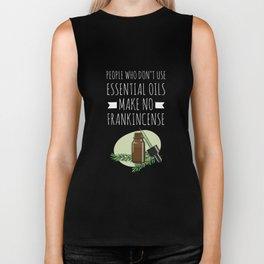 Essential Oils Shirt Frankincense Funny Gift Tshirt Biker Tank