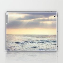 California Sunset over the Pacific Ocean Laptop & iPad Skin