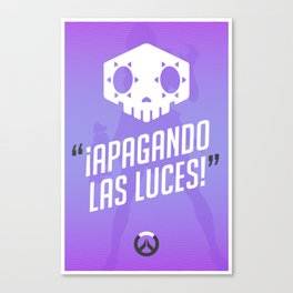 Ultimate Quote - Sombra Canvas Print