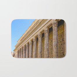 The Pantheon in Rome Italy Bath Mat