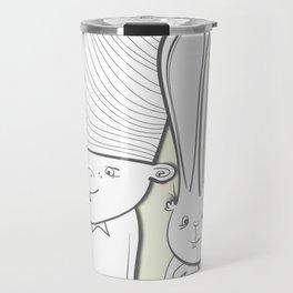 Subtle Signs Travel Mug