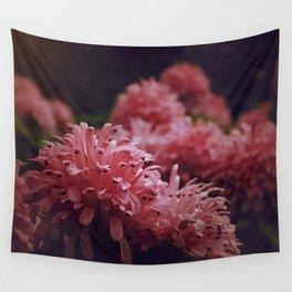 Pink Bellingrath Floral Wall Tapestry