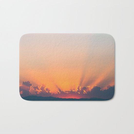 Sunrise x Sunset Bath Mat